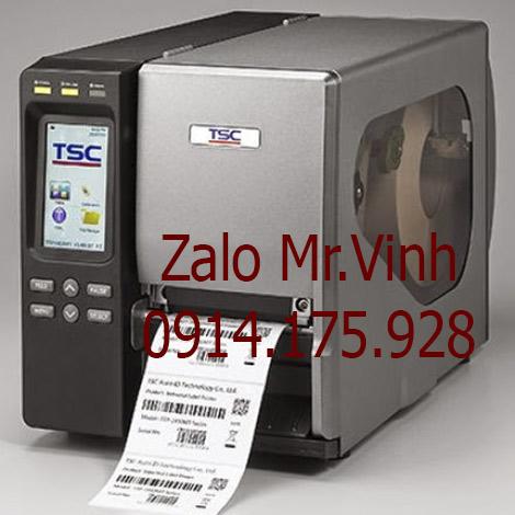 Bán dòng máy in TSC TTP-2410MU nhập khẩu