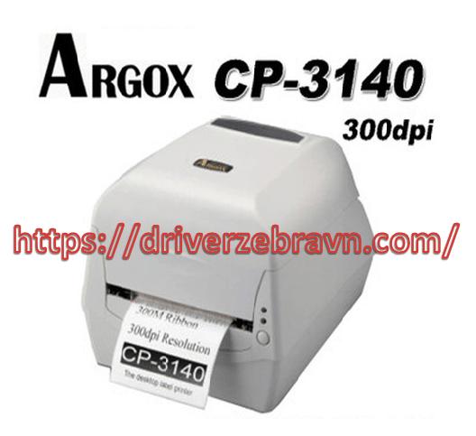 máy in mã vạch Argox CP3140 chính hãng